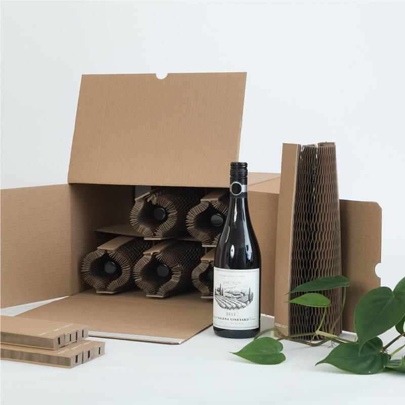 Flexi-Hex Bottle Box