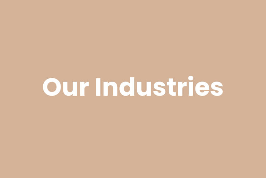 Our industries title on earth colour